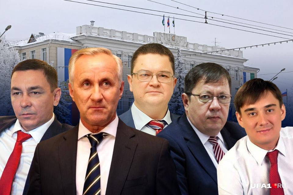 Кандидатов на пост главы администрации было 12, но до «финала» были допущены только три