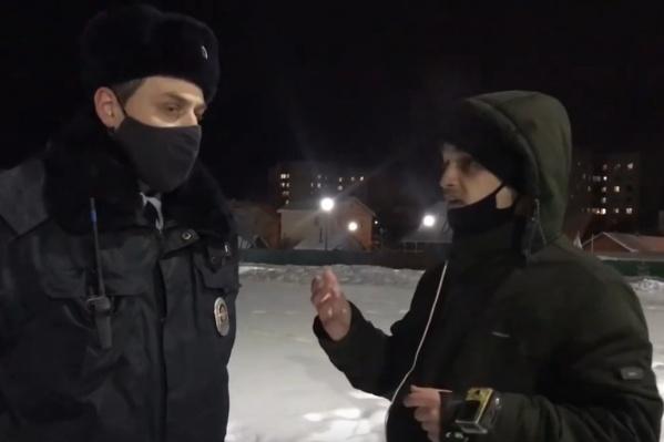 Дмитрию дали 8 суток ареста, но разрешили вернуться в изолятор после выздоровления. Все изменило 14 февраля