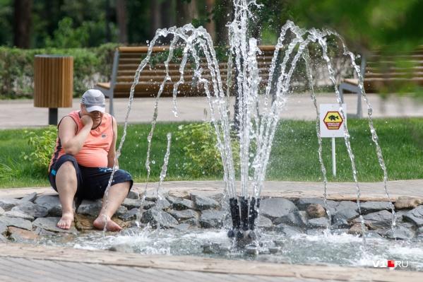 16 июня в Волгограде будет жарко