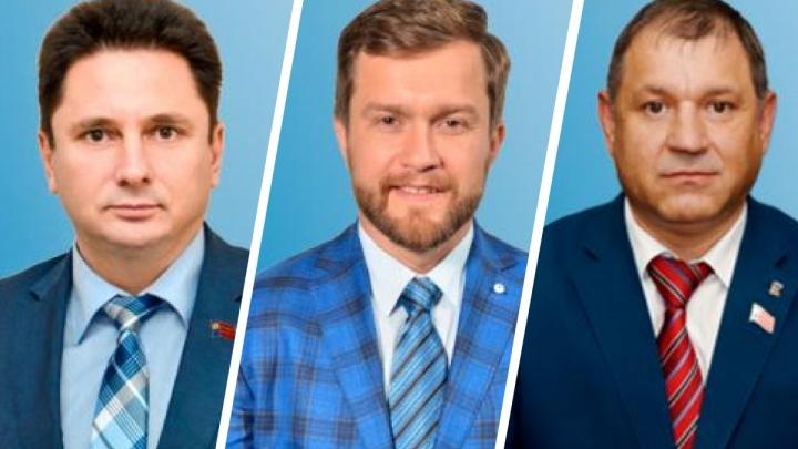 Кузбасские депутаты отчитались о доходах за прошлый год (председатель заработал больше 100 млн)