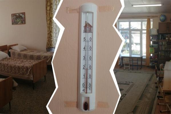 В санатории утверждают: температурный режим — в пределах нормы