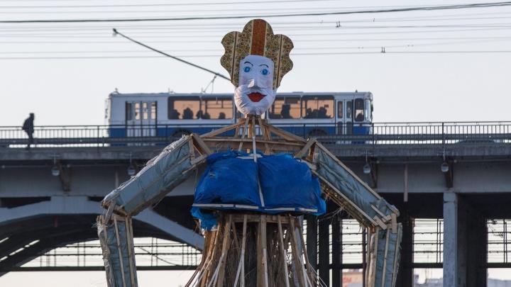 В центре Волгограда из-за празднования Масленицы перекроют Нулевую Продольную