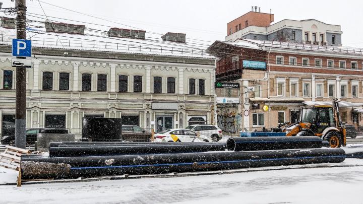 В 2021 году отремонтируют ливневки на 36 улицах Нижнего Новгорода. Смотрим, на каких