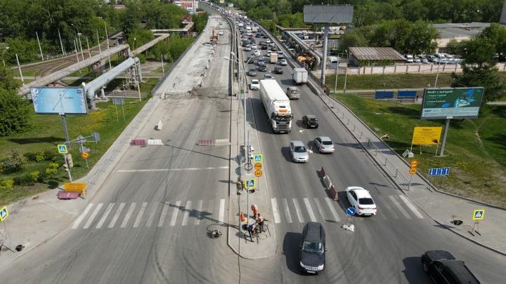 Отсчитываем дни: в мэрии рассказали, когда закончится ремонт Бебелевского моста