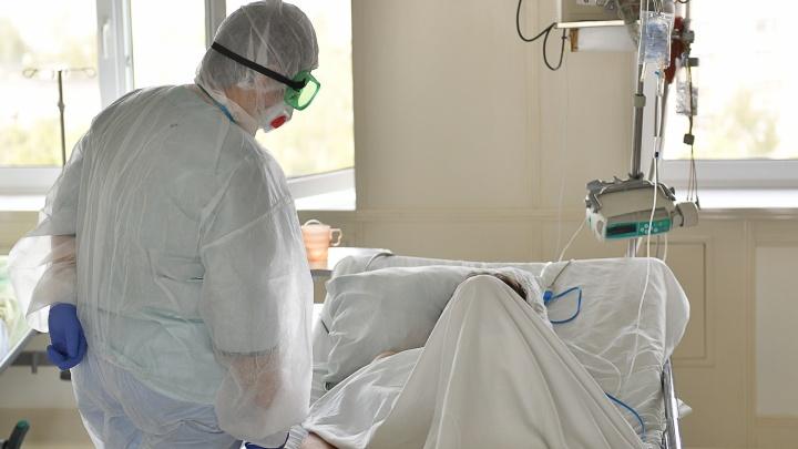 Снижение было недолгим. В уральских больницах снова растет число пациентов с ковидом