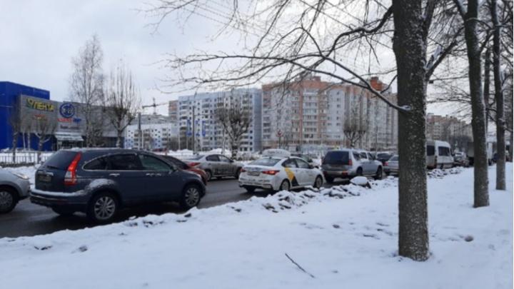 В Ярославле из-за пробок изменили режим работы светофоров