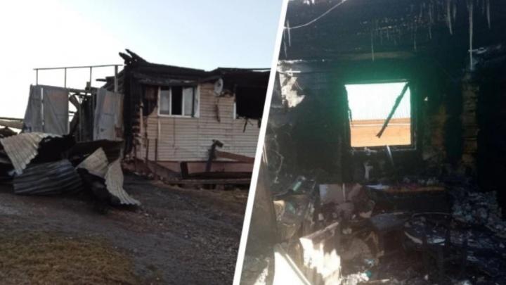 «Вынес на руках»: уральского подростка, который спас из горящего дома маленьких детей, наградили
