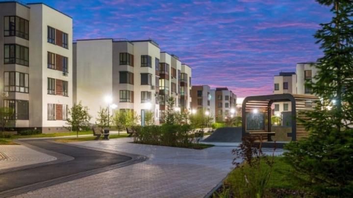 Жилые комплексы «Партнер-Строй» получили признание на федеральных конкурсах