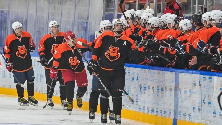 На хоккейный турнир «Кубок Прикамья» из-за коронавируса не пустят зрителей