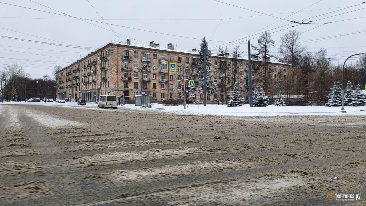 Отто заварил кашу: Петербург продолжит заваливать мокрым снегом, но перемены не за горами