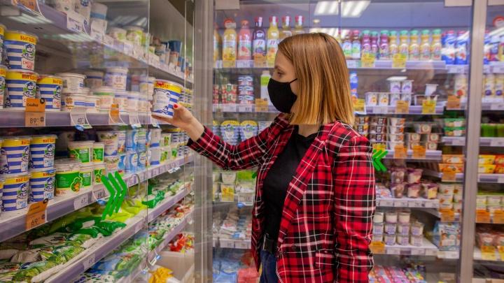 Дорожают даже продукты по скидкам: как за месяц изменились цены на еду в магазинах Тюмени