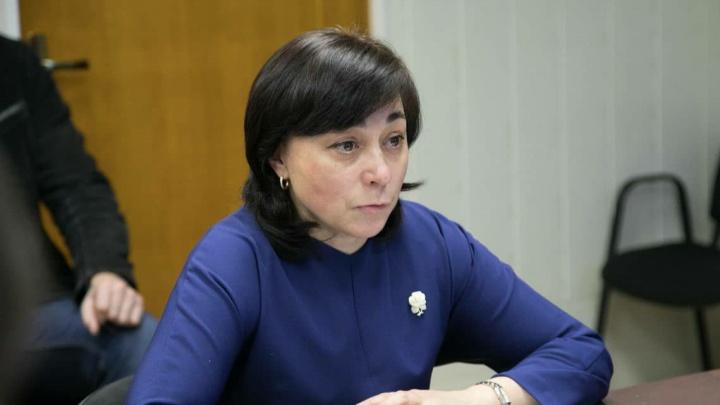 Главой Холмогорского района второй раз стала Наталья Большакова