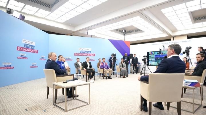 «Карьера у вас пойдет в гору»: Владимир Путин назначил вице-премьера наставником челябинскому врачу