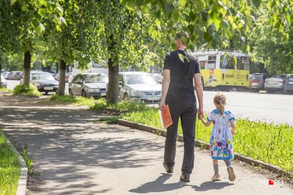 Родители, которые не смогли получить пособия, дошли до Путина