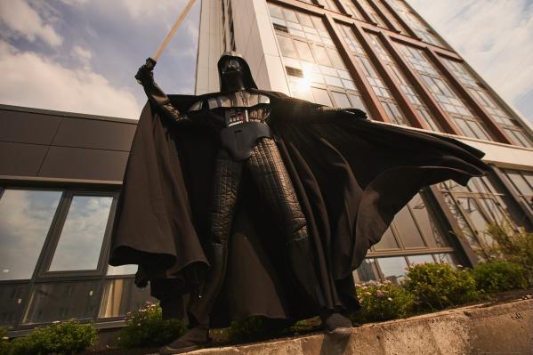 Во дворах нового жилого комплекса будут отсылки к космической тематике или известным персонажам фильмов и комиксов