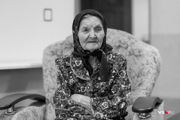 Бабушки Лизы не стало в начале лета