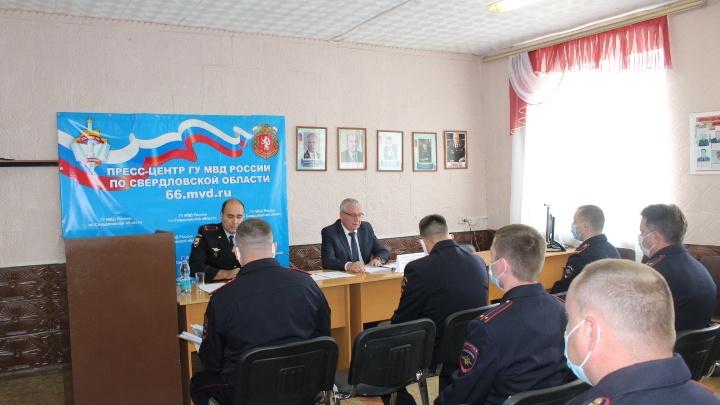 В полиции рассказали, какой район Свердловской области самый безопасный