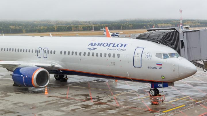 В Красноярске открыли продажу дешевых авиабилетов до Армении и Киргизии