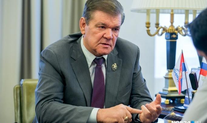 Компания Владимира Егорова за 7,4 млрд построит реабилитационный центр под Новосибирском