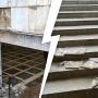 «Надеюсь, все живы»: в подземном переходе в центре Челябинска обвалилась каменная облицовка