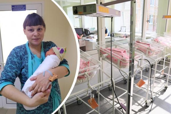 """22 года назад Галина получила тяжелейшую травму. <nobr class=""""_"""">1 апреля</nobr> в больнице, где ее лечили, она родила сына"""