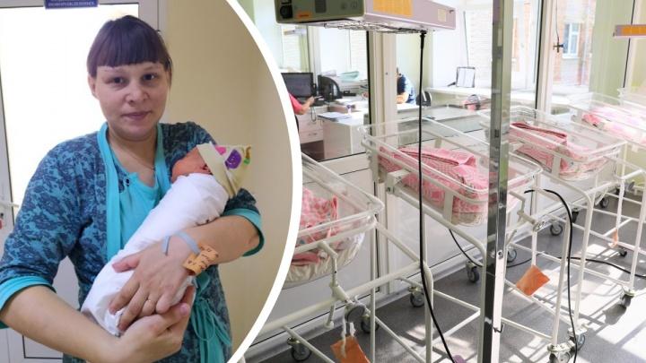 Угодила в электродвигатель: спустя 22года после страшной травмы красноярка родила здорового малыша