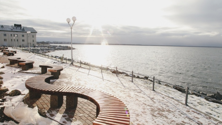 Для набережной в Челябинске подберут название. Есть пять вариантов — какой нравится вам?
