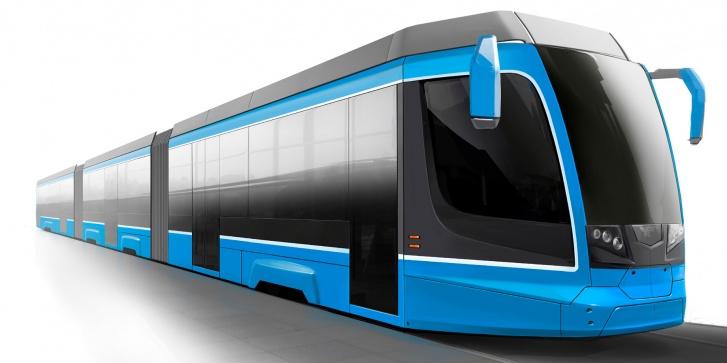 ...и модель 71–648, которая может перевозить до 280 человек