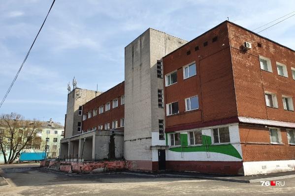 Здание бывших бань продали тихо