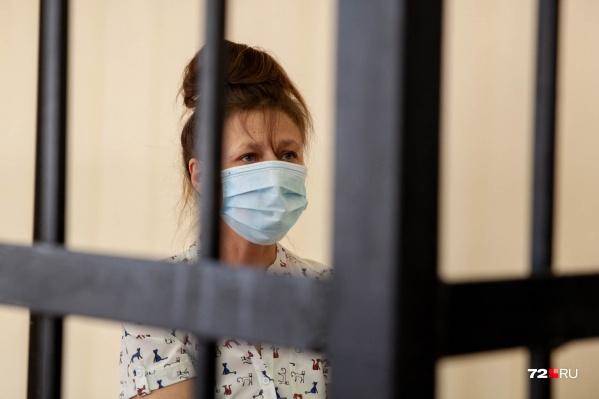 Ольга Вильямсон просила отпустить ее из СИЗО домой