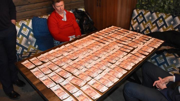 В Уфе арестовали нефтяника, который предложил сотруднику ФСБ взятку в полмиллиона рублей