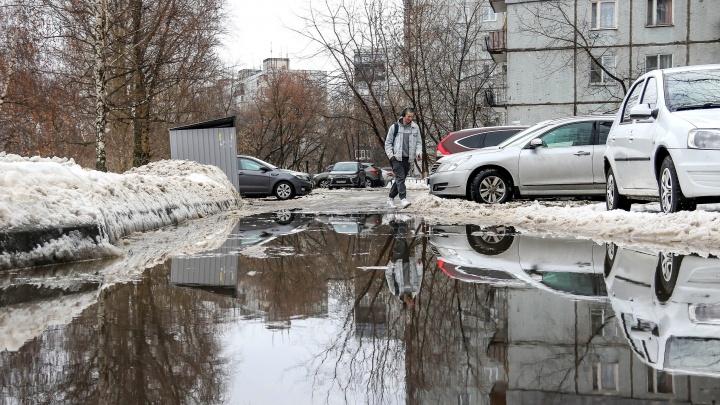 В мэрии рассказали, сколько нижегородцев уже пожаловались на протекающие крыши