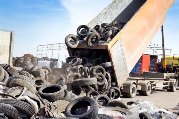 О массовом сборе изношенных автомобильных покрышек объявила компания «Хартия» — региональный оператор по обращению с ТКО в Ярославской области