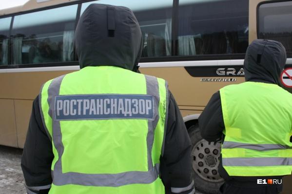 Против водителя, сбившего инспектора, составили несколько административных протоколов