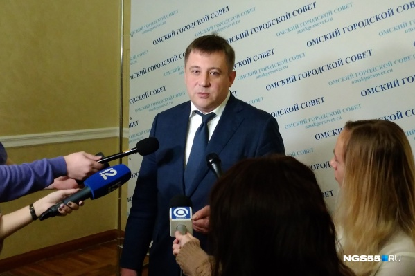 Андрей Жуковский — однопартиец губернатора Александра Буркова