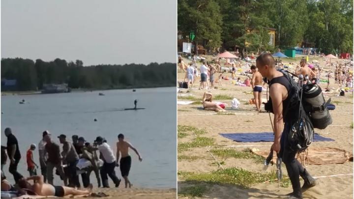 Под Тюменью утонул 18-летний парень — его тело нашли в пруду