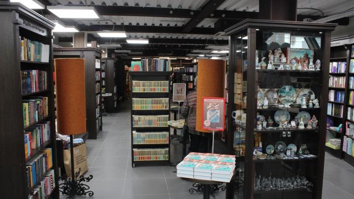 Некогда огромный книжный магазин «Капитал» открылся на новом месте — посмотрите, каким он стал
