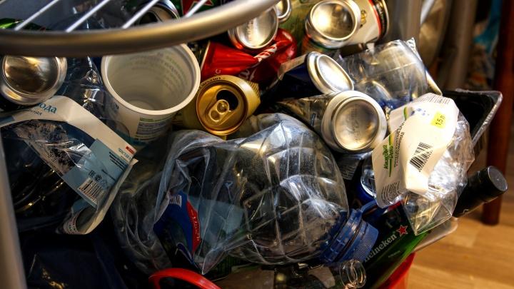 Как организовать дома раздельный сбор мусора, если ты разгильдяй и трудоголик?