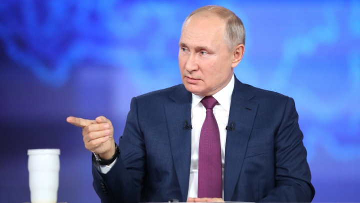 Путин приехал на 300-летие Кузбасса: следим онлайн, как проходит рабочий визит президента в Кемерово