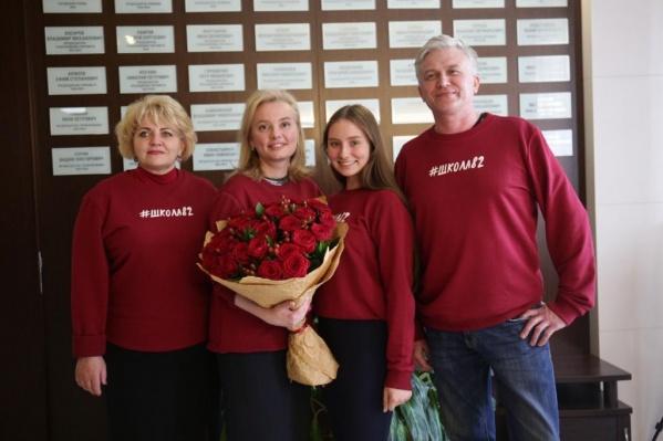 Школа № 82 стала абсолютным победителем всероссийского конкурса «Успешная школа – 2021»