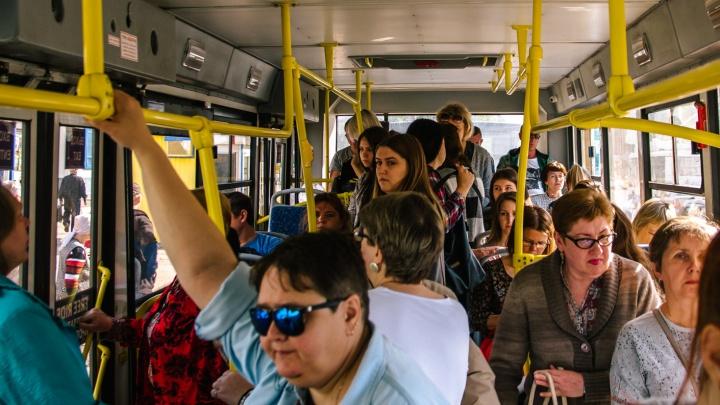 В Самаре автобусы оборудуют камерами наблюдения