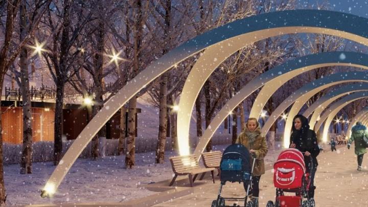 Как будет выглядеть Александровский сад, когда внего вложат 500млн рублей