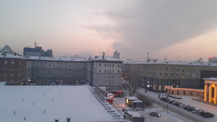 В Новосибирске снизилось качество воздуха — рассказываем, в каких районах оно хуже всего