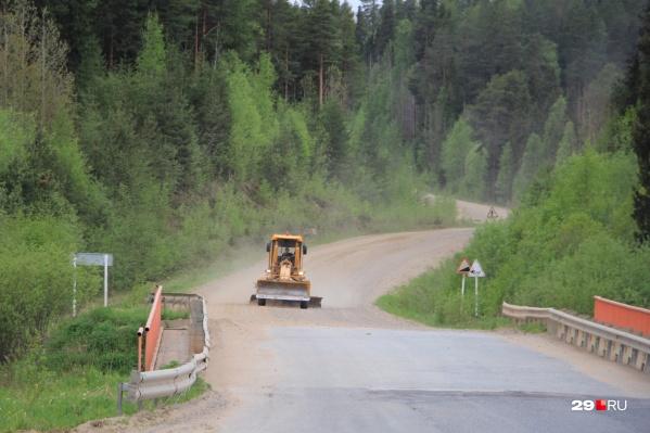 В августе прошлого года Цыбульский сказал Путину, что необходимо построить 115 километров дороги в течение 4–5 лет