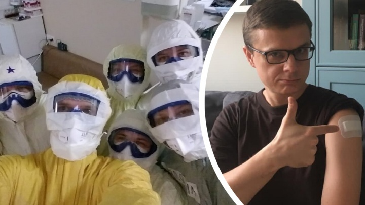 «Это какое-то мракобесие»: врач на пальцах объяснил необходимость вакцинации и ревакцинации от COVID-19