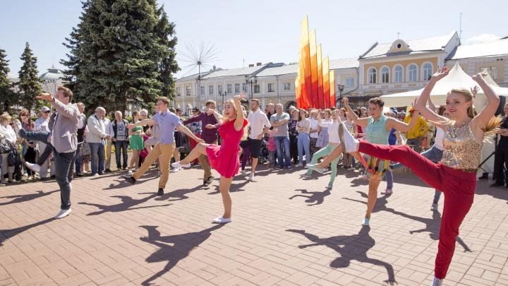 Салют, Наталья Варлей, ярмарка мастеров: в мэрии озвучили программу Дня города Ярославля