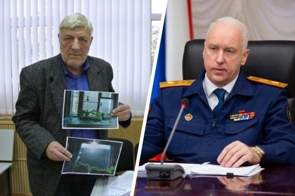 Председатель Следственного комитета обратил внимание на екатеринбуржца после статьи на E1.RU