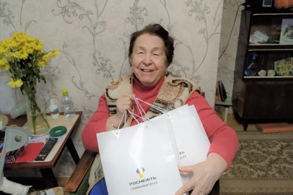 Проект посвящен Международному Дню пожилых людей