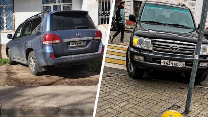 Попутали берега: топ дерзких нарушителей парковки в Ярославле. Фото