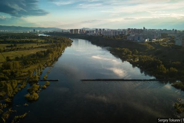 В этом году в Красноярске нет разрешенных мест для купания